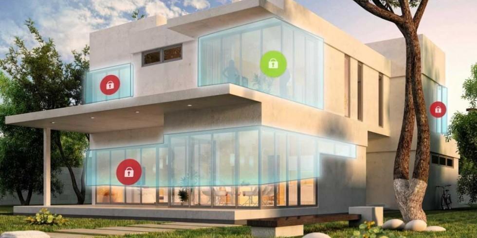 alarme maison sans fil ou filaire isiconcepts. Black Bedroom Furniture Sets. Home Design Ideas